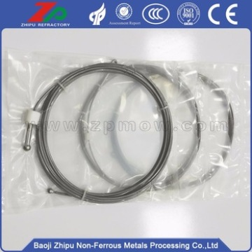W1 dia 1.8mm tungsten wire rope on sale