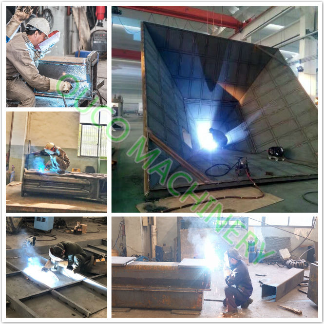 welding team