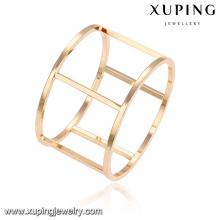 51665 xuping Gros design spécial Circulaire mode bracelet pour femmes