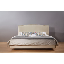 Cheap Fabric Bedroom Bed, Simple Bed (A10)