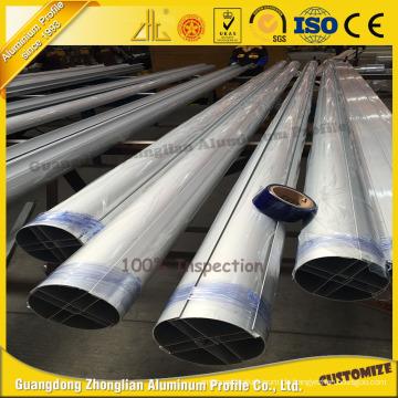 China Großhandel eloxiert Aluminium Profil für Auto