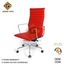Chaise d'Eames cuir Design moderne (GV-EA219)