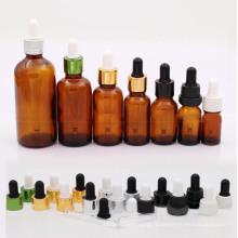Série de bouteilles en verre pour cosmétiques (NBG01)