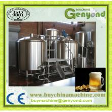 Equipamento De Fabricação De Cerveja De Aço Inoxidável
