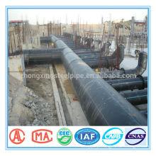 Tubulação de água do HDPE com boa qualidade e preço competitivo