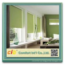 Protector solar hogar oficina cortina tela persiana tejidos