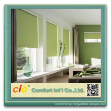 Protetor solar Home Office cortina cortinas de rolo de tecido tecidos