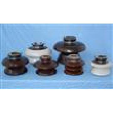 Insulartor de porcelaine de Pin / isolateur de type de goupille de porcelaine de 22kv