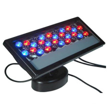 Квадратный RGB 36W IP67 Прожекторы светодиодные стены стиральная машина