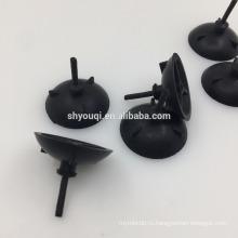 Изготовленный на заказ резиновый черный вилка уплотнения