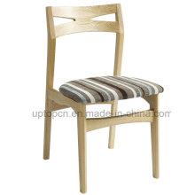 Досуг дерево 4 ноги кафе ресторан стул без подлокотника (СП-EC819)