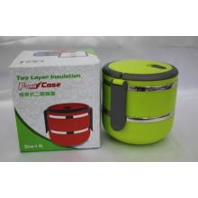 Almofada Térmica de Duas Camadas / Caixa de Almoço