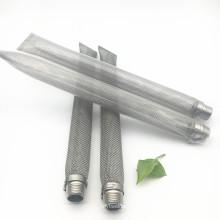 6 inch stainless steel beer bazooka tube boil kettle tube filter