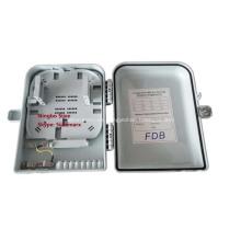 FTTH Splitter 1 * 16 Caja de terminación de acceso de fibra