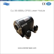 GN series, 35w-1000w CW 1064nm DPSS Laser Modules