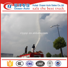 Dongfeng 5CBM tanque de agua de lucha contra incendios precio de camiones