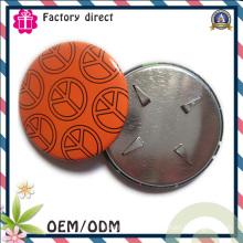 Orange Color Difference Design Set of Team Badge for Promotion Gift