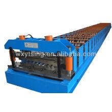 Full Automatic YTSING-YD-0326 Rouleau formant plancher de plancher Feuille de fer faisant la machine