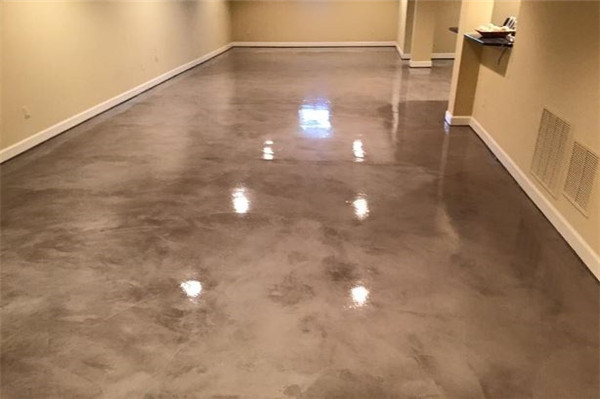 metallic floor epoxy kit