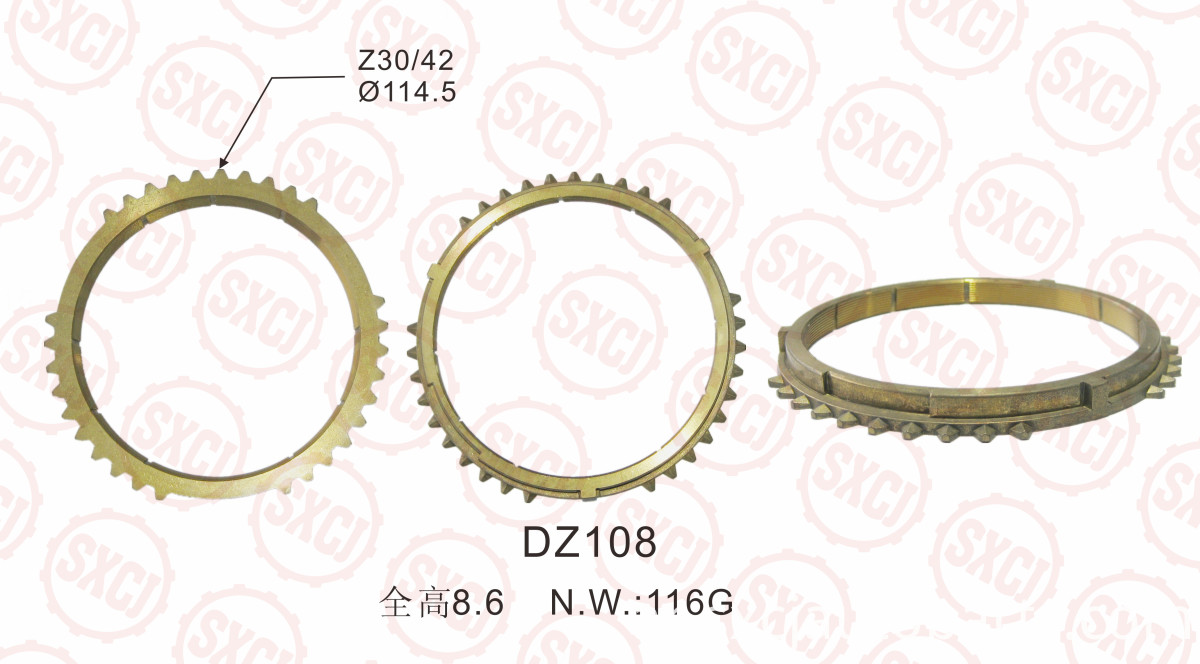Spare Parts Gear Ring