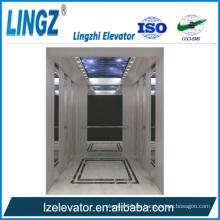 Wohn-Lift mit Luxus-Dekoration
