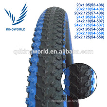 High quality racing bicycle rubber wheel BMX bike tire