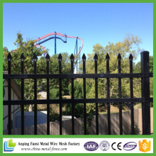 China Suppplier 5FT X 8FT Heavy Duty Galvanizado Steel Fence Panels