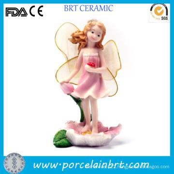 Eye-Catching Resin Garden Decor Flying Fairy