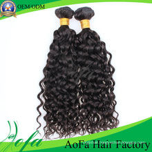 100%Unprocessed Brazilian Virgin Hair Remy Human Hair Weft