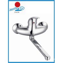 Einhand-Küchenarmatur Messing Wasser Wasserhahn (ZR21803)