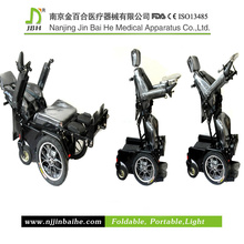 Electric Standing and Lying Down Wheelchair
