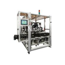 Armadura automática do gerador Máquina de equilíbrio do rotor do motor com cinco estações
