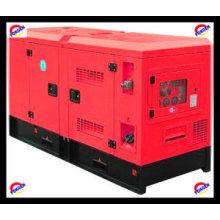 Generador silencioso, generador diesel insonorizado (POKP60)