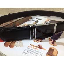 Men Leather No Hole Belts (YC-140607)