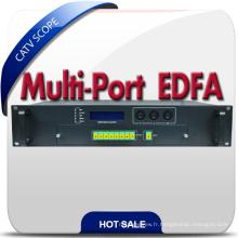 Multi Port E / Y-EDFA Amplificateur à fibre optique CATV