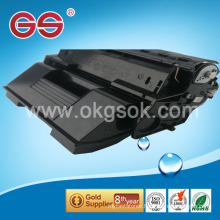 Black compatible toner cartridge for oki 6500 laser printer