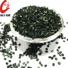 Green Multicolour Masterbatch Granules