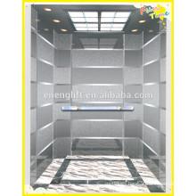 Grabado de acero inoxidable para oficinas MRL lift