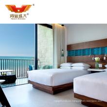 Luxury Design Hotel Classic Single Bedroom Set Furniture
