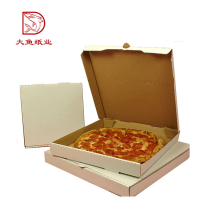 New design cheap price farm safe pizza corrugated board box