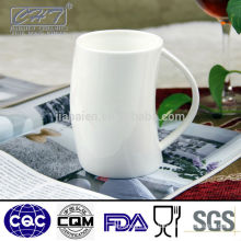 hot sale white magic mug for home
