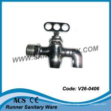 Zinc-Alloy Lockable Tap Bibcock (V26-0406)