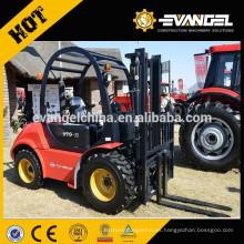 YTO CPCP30 China áspero 3 toneladas de carretilla elevadora diesel