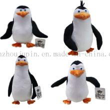 Custom Promotional Penguin Plush Stuffed Soft Kids Toy for Decoration