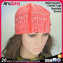 Factory direct sale custom made red bandana hats