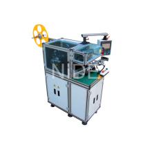 Machine d'insertion de papier isolant d'armature pour moteur à courant continu, moteur d'essuie-glace