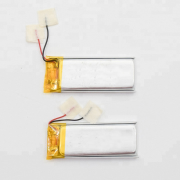 552126 batterie au lithium polymère 3.7V pour montre intelligente