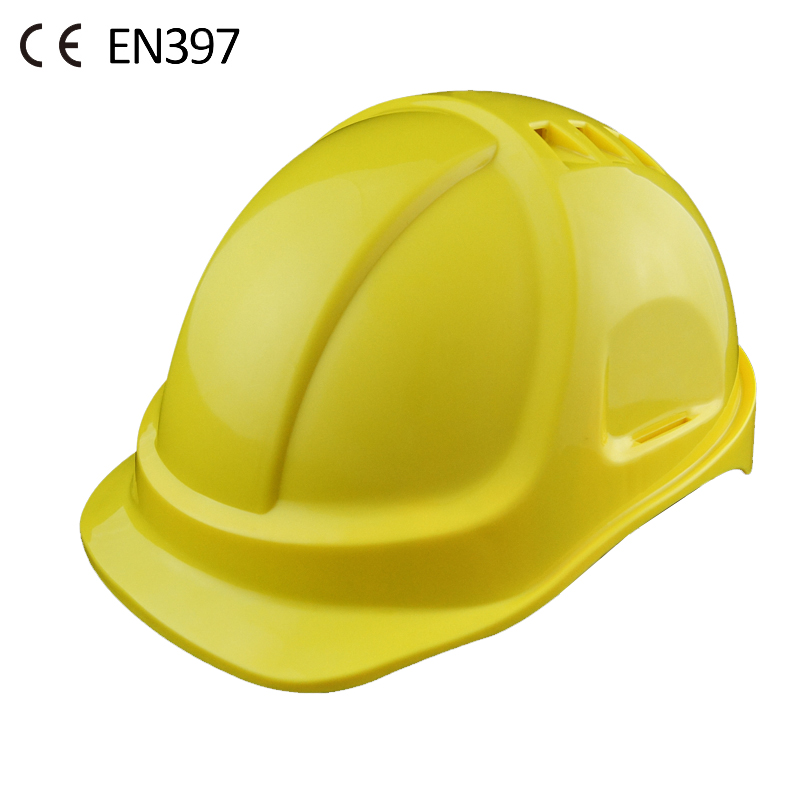 ABS Safety Helmet with Vents