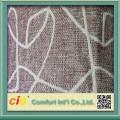 Hermosa tela de tapicería para la cubierta del sofá con muchos colores