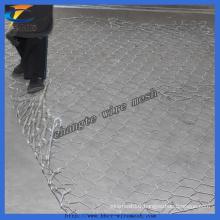 Galvanized Wire Mesh Gabion Price, PVC Coated Gabion Box